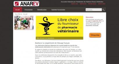 Association d'Éleveurs - Anarev.com