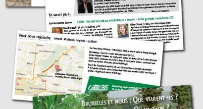 Invitation CETA35
