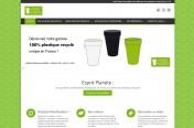 Esprit Planète - site Internet