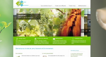 Site de Jarny Solutions Environnement