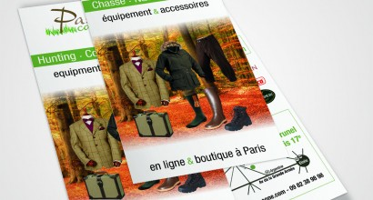 Flyer Passion Campagne