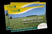 Mémento des semences 2016