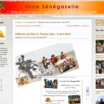 Blog des OrneSénégazelle - by NadouCréation